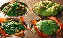 Real Green Eggs and Ham. Also Green Eggs and Turkey!