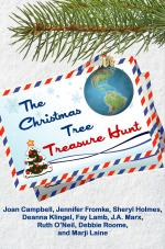 Collaboration Christmas Novella, The Christmas Tree Treasure Hunt