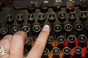 My Grandfather's Typewriter