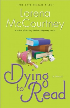 Buy link at Amazon for Dying to Read by Lorena McCourtney