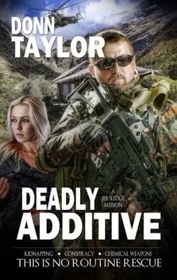 Deadly Additive Book Cover