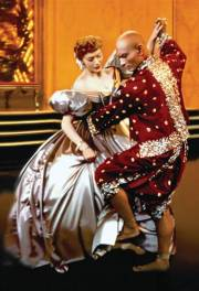 The King and I is an example of a LIBRARIAN and CHIEF relationship.