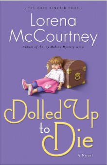 Buy link on Amazon for Dolled Up to Die by Lorena McCourtney