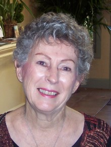 Cozy mystery author, Lorena McCourtney