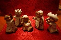 nativity smiles