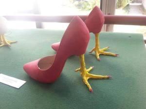 ADA turkey shoes