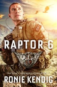 Cover of Raptor 6 by Ronie Kendig