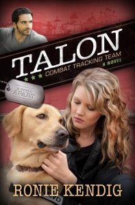 Cover of Talon by Ronie Kendig