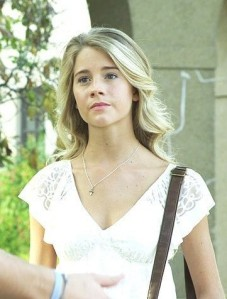 Cassidy Gifford as Kara in God's Not Dead