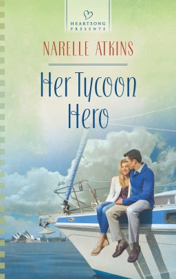 Her Tycoon Hero cover