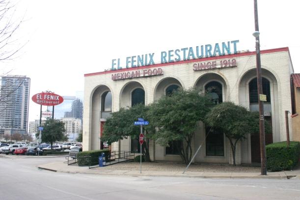El FenixDowntown front