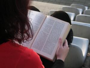 reading-studying