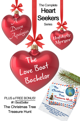 HeartSeekers FRONT Cover